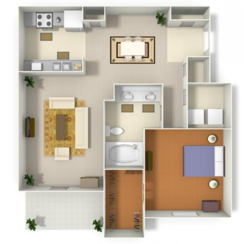 The Retreat at Kedron Village Apartment Homes