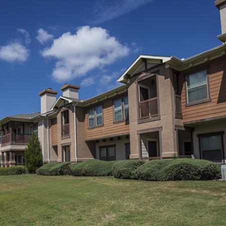 Apartment Exterior   Rock Ridge Apartment Homes Arlington, TX