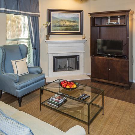 Living Room   Rock Ridge Apartment Homes Arlington, TX