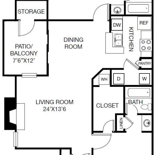 Milana Reserve Apartment Homes