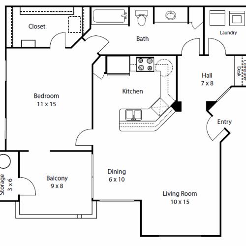 Sierra Canyon Apartments