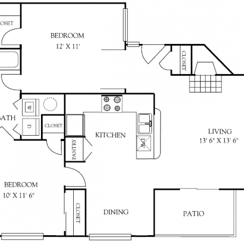 Terra Vida Apartments: Studio/ 1 Bath Apartment In Mesa AZ