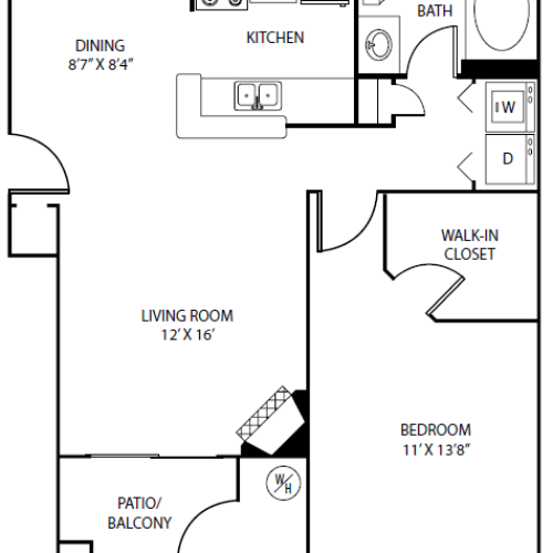 Legacy Village Apartment Homes: 2 Bed / 2 Bath Apartment In Westminster CO