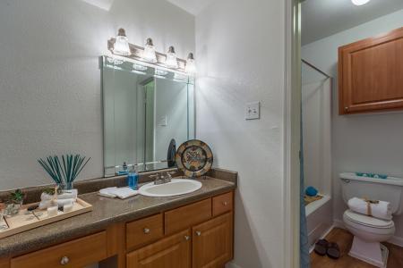 Silverado | Apartments For Rent in Houston, TX | Bathroom