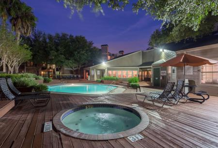 Enclave at Cypress Park | Apartments For Rent Houston, TX | Heated Spa