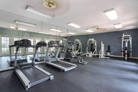 Enclave at Cypress Park | Apartments For Rent Houston, TX | Fitness Center