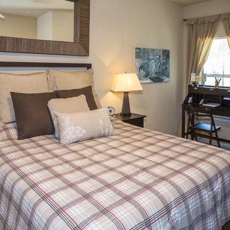 Bedroom   Rock Ridge Apartment Homes Arlington, TX