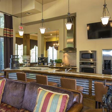 Clubhouse   Rock Ridge Apartment Homes Arlington, TX