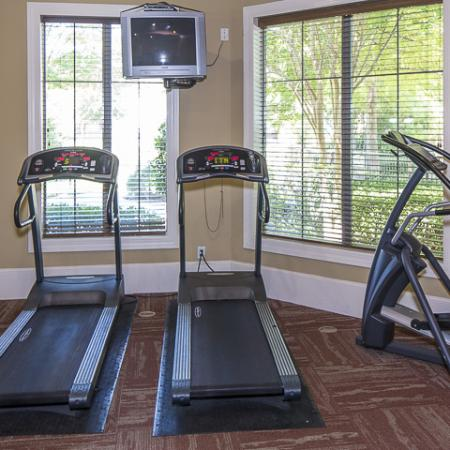 Fitness Center   Rock Ridge Apartment Homes Arlington, TX