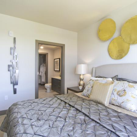 Stylish Two-Tone Paint Palette | Via Apartments | Apartments for Rent in Denver, CO