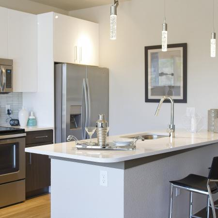 Energy Star Stainless Steel Appliances | Via Apartments | Apartments for Rent in Denver, CO