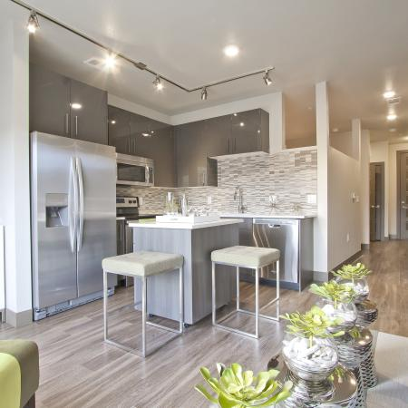 Open Floor Plans| Via Apartments | Apartments for Rent in Denver, CO