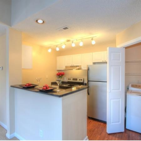 Autumn Woods Apartments Near UNC Chapel Hill Washer and Dryer Included
