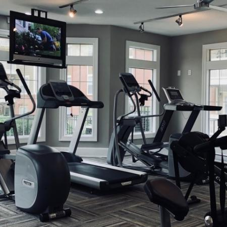 Autumn Woods Apartments Near UNC Chapel 24-Hour Strength and Cardio Center