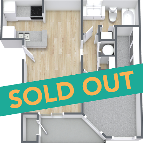 A2 floorplan is sold out!!