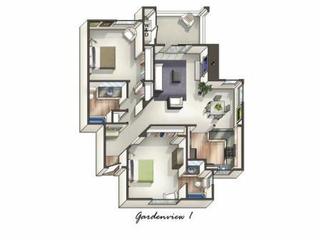 Gardenview I