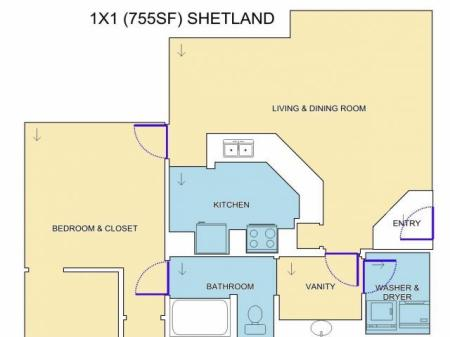 The Shetland Renovated