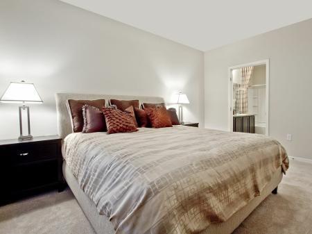 South Blvd Apartments Interior Bedroom