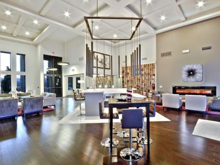 South BlvdLas Vegas Apartments Club House
