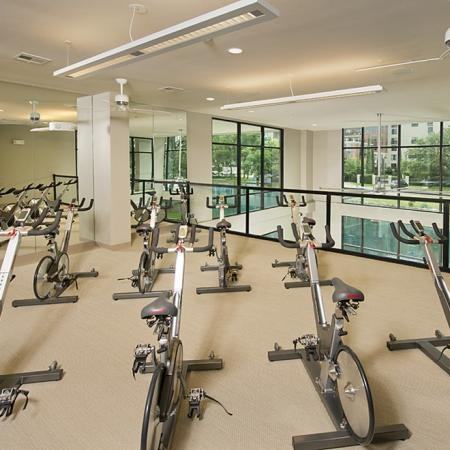 Professional Spinning Facility