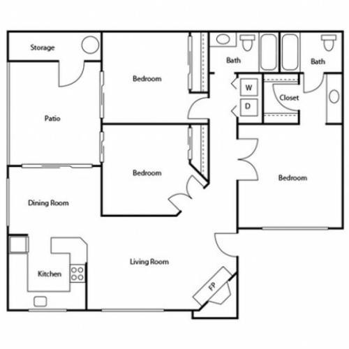 Strayhorse Apartments