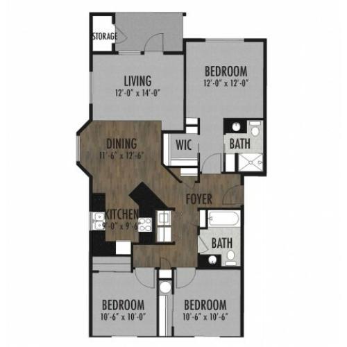 Idlewilde Apartments: Studio/ 1 Bath Apartment In Sandy OR