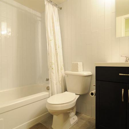 Carol Mary Apartments bathroom in Phoenix, AZ