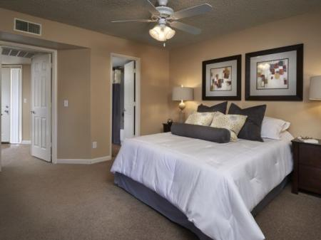 Bedroom at Country Brook Apartments in Chandler, AZ