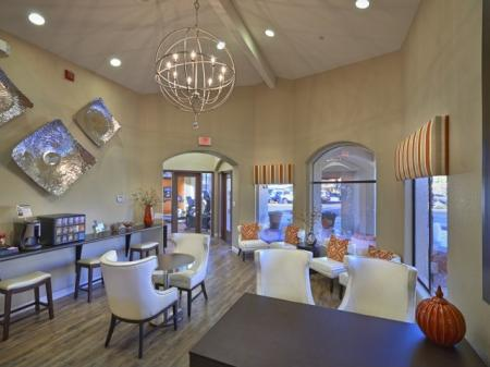 Clubhouse at Country Brook Apartments in Chandler, AZ