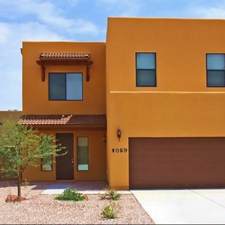 Exterior at Coronado Commons Townhomes in Sierra Vista, AZ