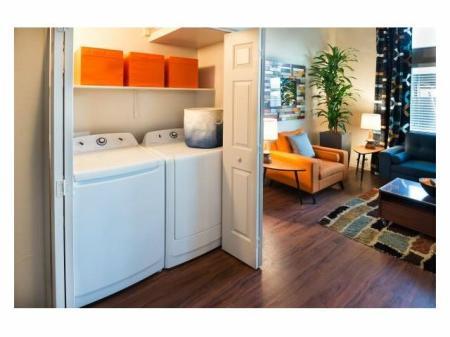 Laundry at Casitas at San Marcos 1 Apartments in Chandler, AZ