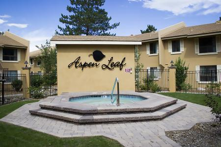 Aspen Leaf Apartments spa in Flagstaff, AZ