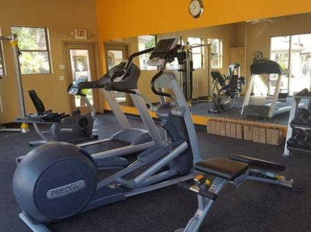 Fitness Center at Westover Parc Apartments in Phoenix, AZ
