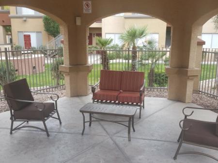 Pool Gazebo at Westover Parc Apartments in Phoenix, AZ