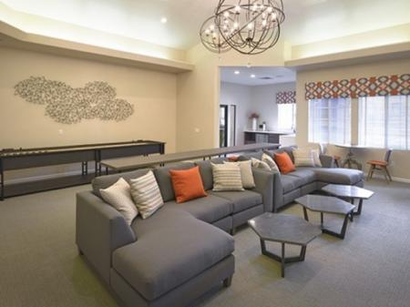 Theater at Silverbell Springs Luxury Apartments in Tucson, AZ