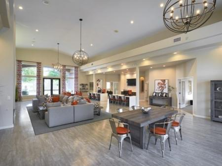 Leasing office at Silverbell Springs Luxury Apartments in Tucson, AZ