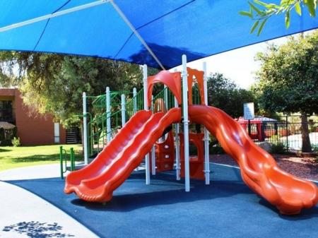Playground at Mission Palms Apartments in Tucson, AZ
