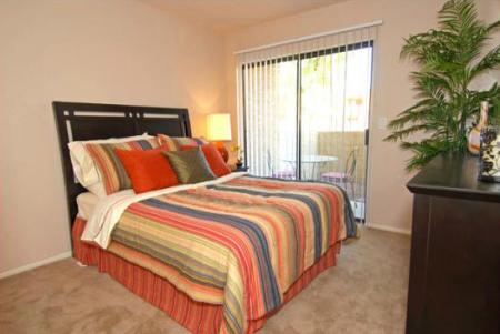 Bedroom at Acacia Pointe Apartments in Glendale, AZ