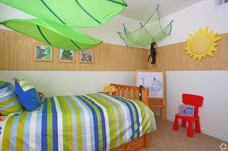 Bedroom at Mirabella Heights in Albuquerque, NM