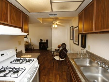 Kitchen at Madera at Metro Apartments in Phoenix, AZ