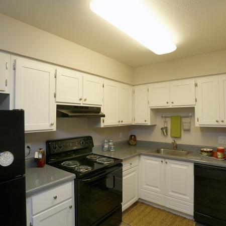 Kitchen at Park At Deer Valley Apartments in Phoenix, AZ
