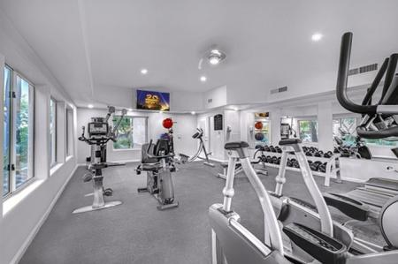 Fitness room at Springs At Continental Ranch Apartments In Tucson, AZ