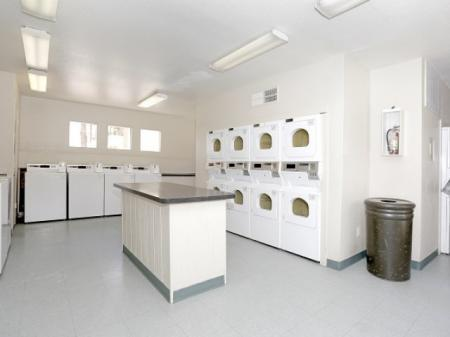 Laundry facility at Papago Crossing Apartments in Phoenix, AZ