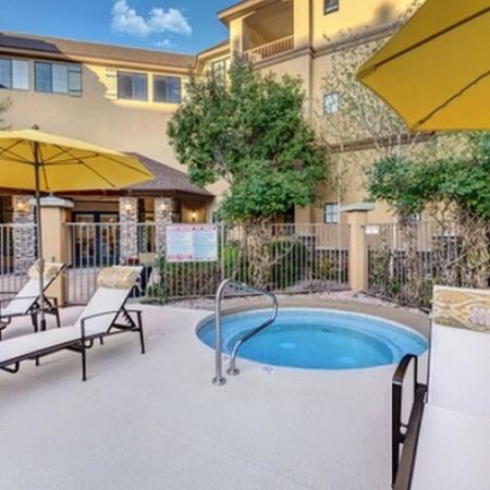 Spa at Prescott Lakes Apartments in Prescott, AZ