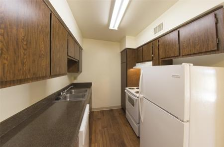Kitchen at Canyon Heights in Tucson, AZ