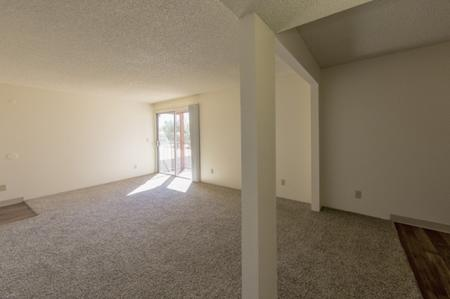 Living room at Canyon Heights in Tucson, AZ