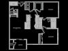 Floor Plan 6 | Hanover at The Pinehills