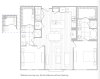 Floor Plan 17 | Luxury Apartments In Baltimore County | Hanover Cross Street