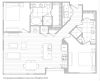 Floor Plan 19 | Apartments Baltimore | Hanover Cross Street
