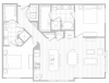 Floor Plan 12 | Dallas Texas Luxury Apartments | Hanover Midtown Park